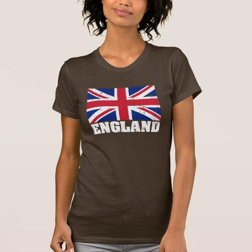 Bandeira BRITÂNICA de Ingleses GB T-shirts
