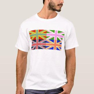 Bandeira BRITÂNICA - pop Camiseta