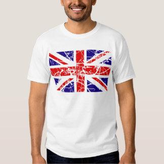 Bandeira BRITÂNICA Tshirts
