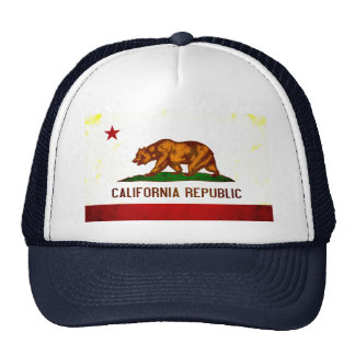 Bandeira californiana nervosa moderna bones