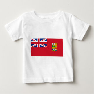 Bandeira canadense (1868) camisetas