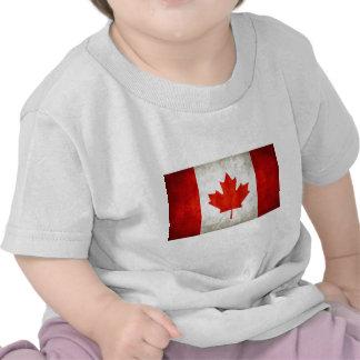 bandeira canadense t-shirt