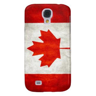 Bandeira canadense capas samsung galaxy s4