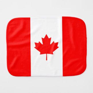 Bandeira canadense da folha de bordo de Canadá Fraldinhas De Ombro