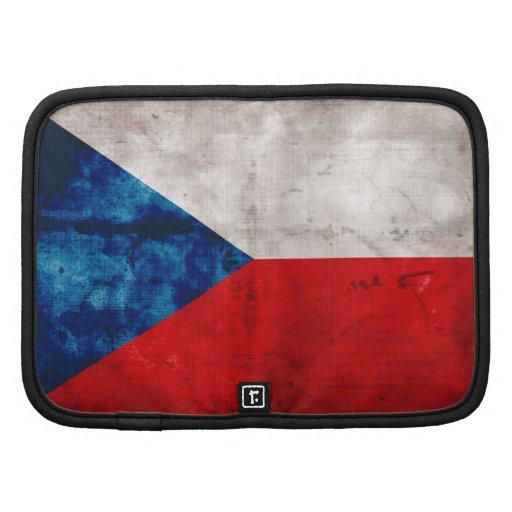 Bandeira checa organizador