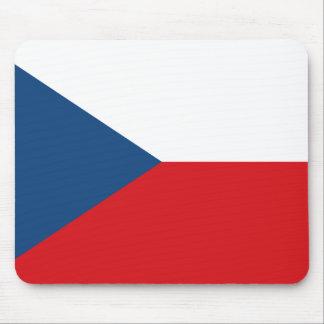 Bandeira checa mouse pads