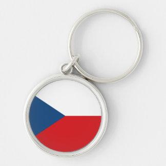 Bandeira checa chaveiros