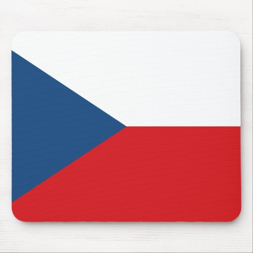 Bandeira checa mouse pads
