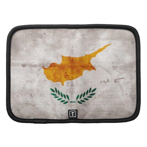Bandeira cipriota organizadores