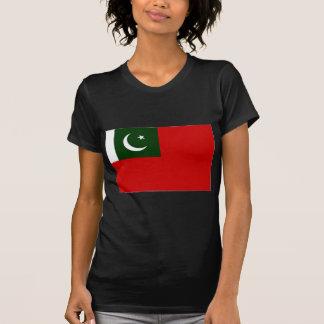 Bandeira civil de Paquistão Camiseta