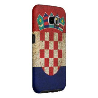 bandeira croata capa para samsung galaxy s6