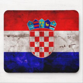 Bandeira croata mousepad