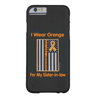 Bandeira/cunhada… RSD/CRPS Capa Barely There Para iPhone 6