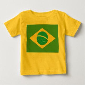 Bandeira da camisa da criança de Brasil