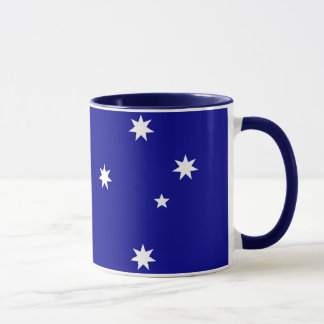 Bandeira da caneca de Austrália