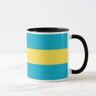 Bandeira da caneca de Bahamas