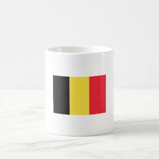 Bandeira da caneca de Bélgica