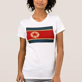 Bandeira da Coreia do Norte Camiseta