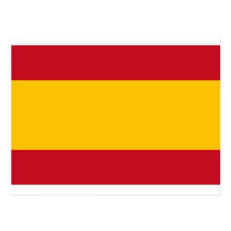 Bandeira da espanha, Bandera de España, bandera Cartão Postal