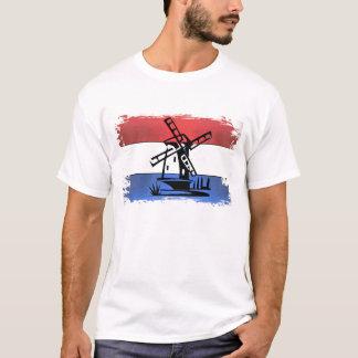 Bandeira da Holanda Camiseta