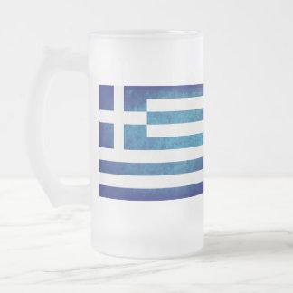Bandeira da piscina Grego Caneca