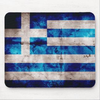 Bandeira da piscina; Grego Mouse Pads