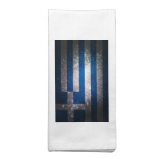 Bandeira da piscina guardanapos