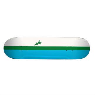 Bandeira da plataforma do skate de Labrador