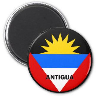 Bandeira da qualidade de Antígua Roundel Ima