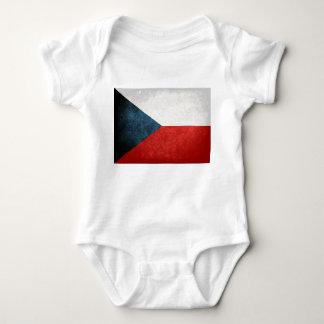 Bandeira da república checa tshirts