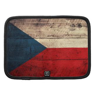 Bandeira da república checa organizador