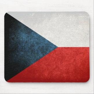 Bandeira da república checa mousepads