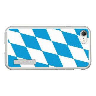 Bandeira das capas de iphone de prata de Baviera
