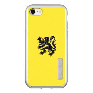 Bandeira das capas de iphone de prata de Flanders