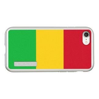 Bandeira das capas de iphone de prata de Mali