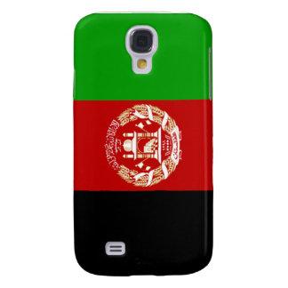 Bandeira de Afeganistão Capas Personalizadas Samsung Galaxy S4