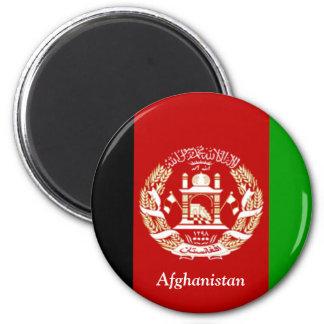 Bandeira de Afeganistão Imãs