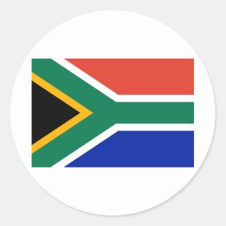 Bandeira de África do Sul Adesivo