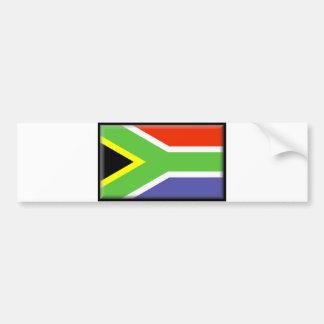 Bandeira de África do Sul Adesivo Para Carro