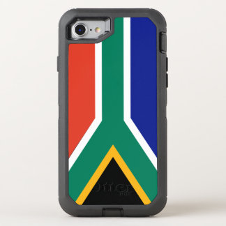 Bandeira de África do Sul Capa Para iPhone 7 OtterBox Defender