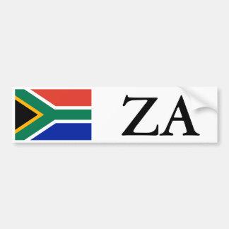 Bandeira de África do Sul e autocolante no vidro t Adesivo Para Carro