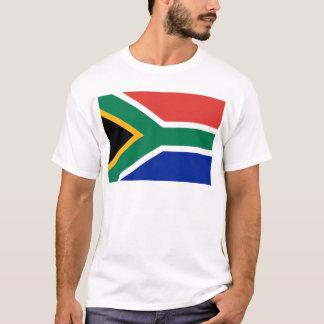Bandeira de África do Sul - Vlag camionete Camiseta
