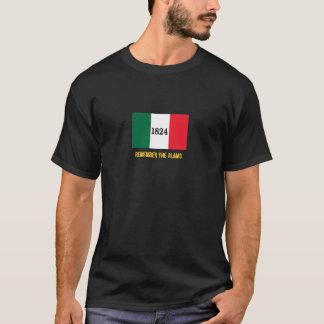 Bandeira de Alamo Camiseta
