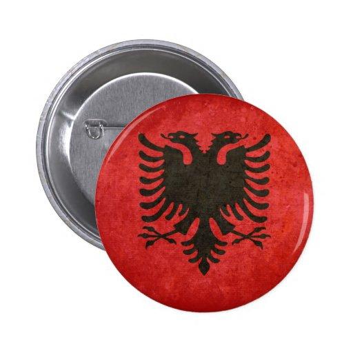 Bandeira de Albânia Boton