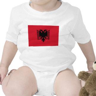 Bandeira de Albânia T-shirt