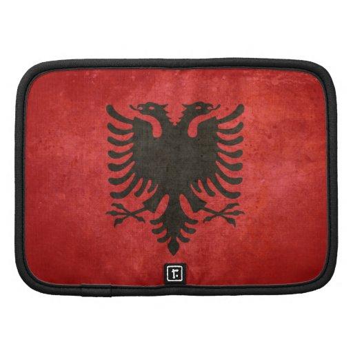 Bandeira de Albânia Organizadores