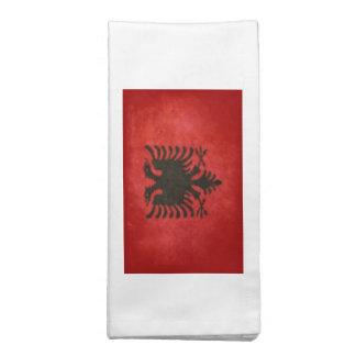 Bandeira de Albânia Guardanapos