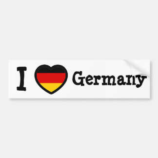 Bandeira de Alemanha Adesivo
