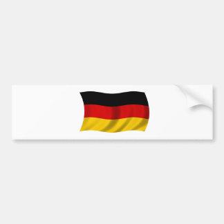 Bandeira de Alemanha Adesivo Para Carro