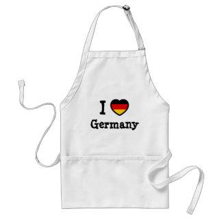 Bandeira de Alemanha Aventais